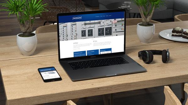 Strona internetowa dla firmy Pro Energoster